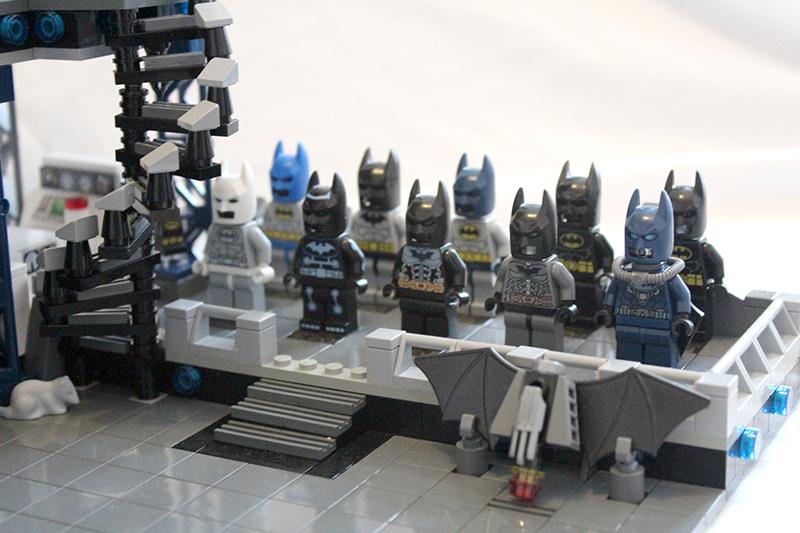 Moc Batcave By Leag Lego Licensed Eurobricks Forums